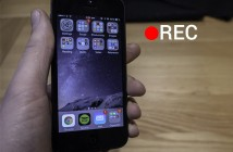 iOS 8 Screen Recording
